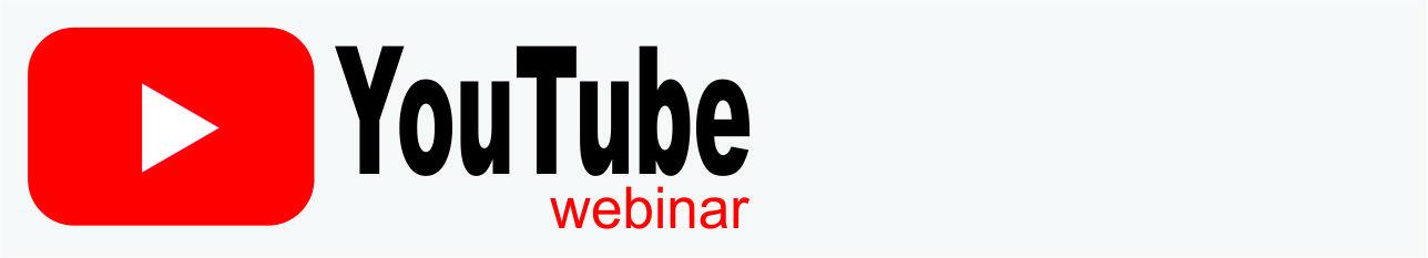 Webinars youtube